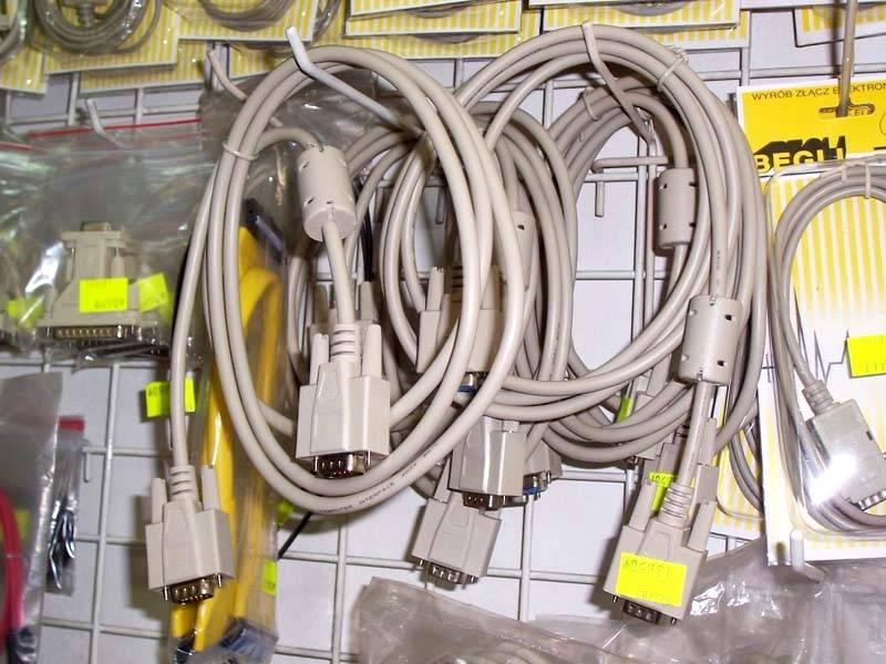 Przewody Kable Sygnałowe
